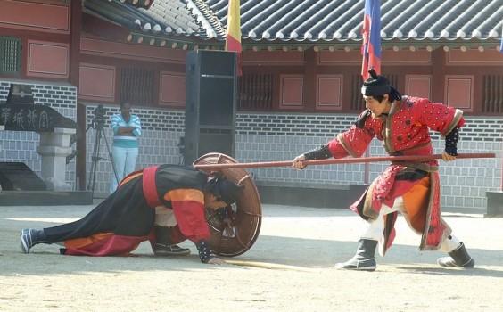 Người Triều Tiên tập võ gì?