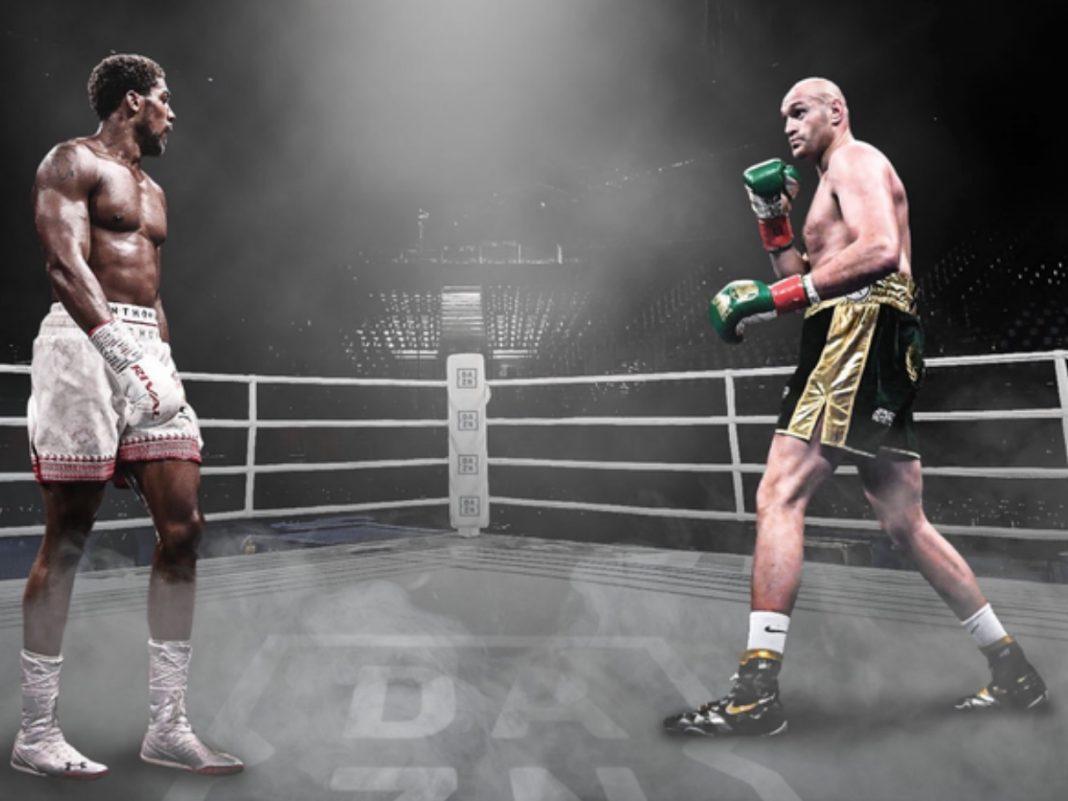 Tyson Fury đã ký thỏa thuận với 1 quốc gia giấu tên về trận so găng cùngAnthony Joshua.