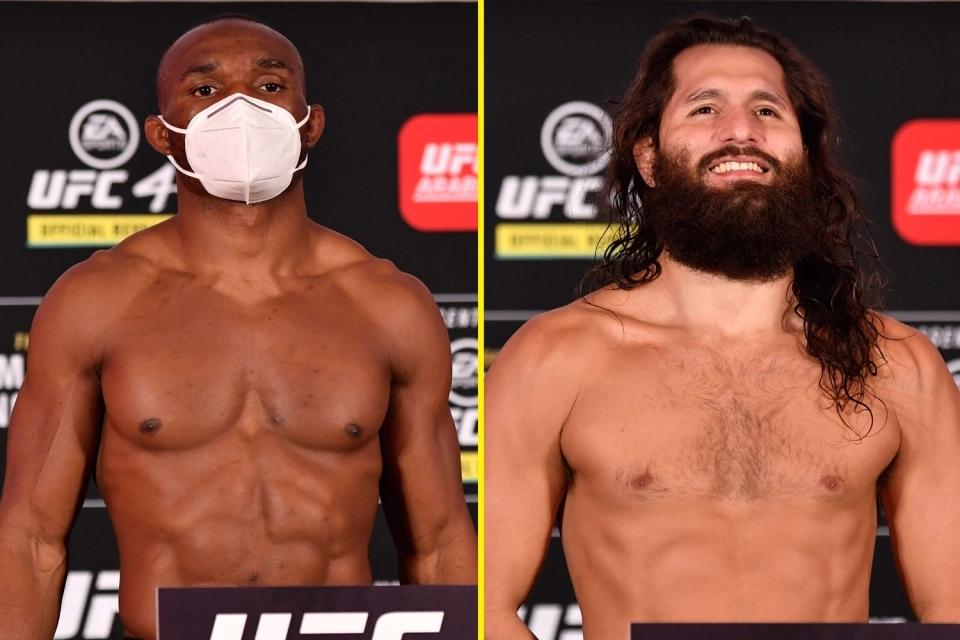 Kamaru UsmanvàJorge Masvidal sẽ so tài ở trận tranh đai hạng cân bán trung tại UFC 251.