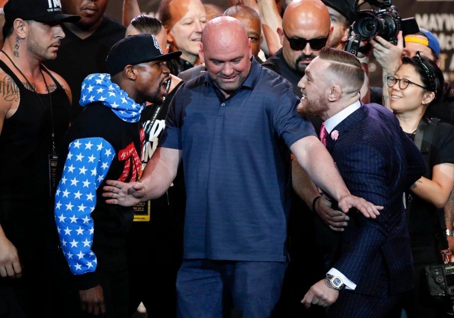 Chủ tịch UFC Dana White muốn hợp tác vớiMayweather cho 1 sự kiện đối kháng khác.