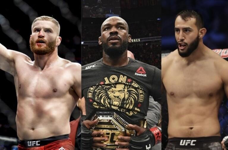 Jon Jones gửi thông điệp đến các đồng nghiệp sau khi UFC 253 diễn ra