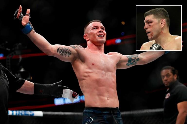Colby Covington: Thích đấu với Nick Diaz và khiến anh ta nghỉ hưu mãi mãi