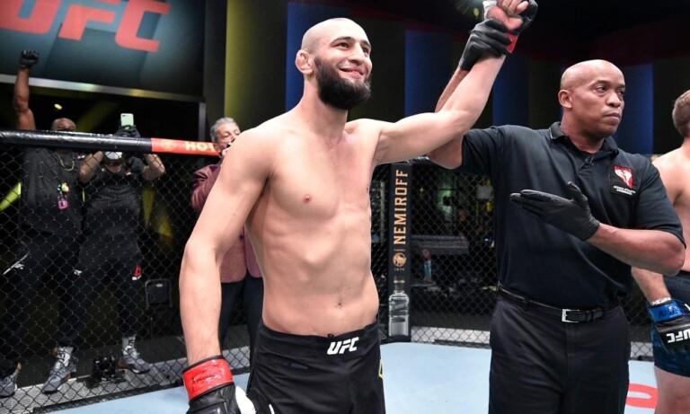Chủ tịch UFC Dana White dành nhiều lời khen ngợi cho Chimaev.