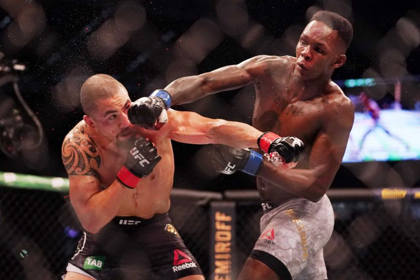 Robert Whittaker phản bác Chủ tịch UFC việc né tái đấu Israel Adesanya