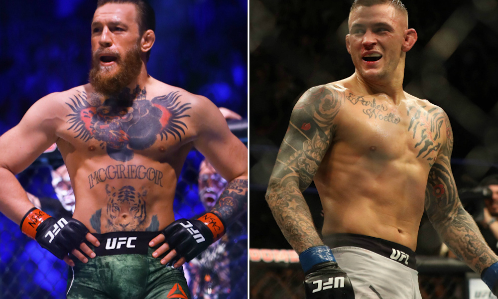 Chủ tịch UFC Dana White cập nhật thêm về trận Conor McGregor vs Dustin Poirier 2
