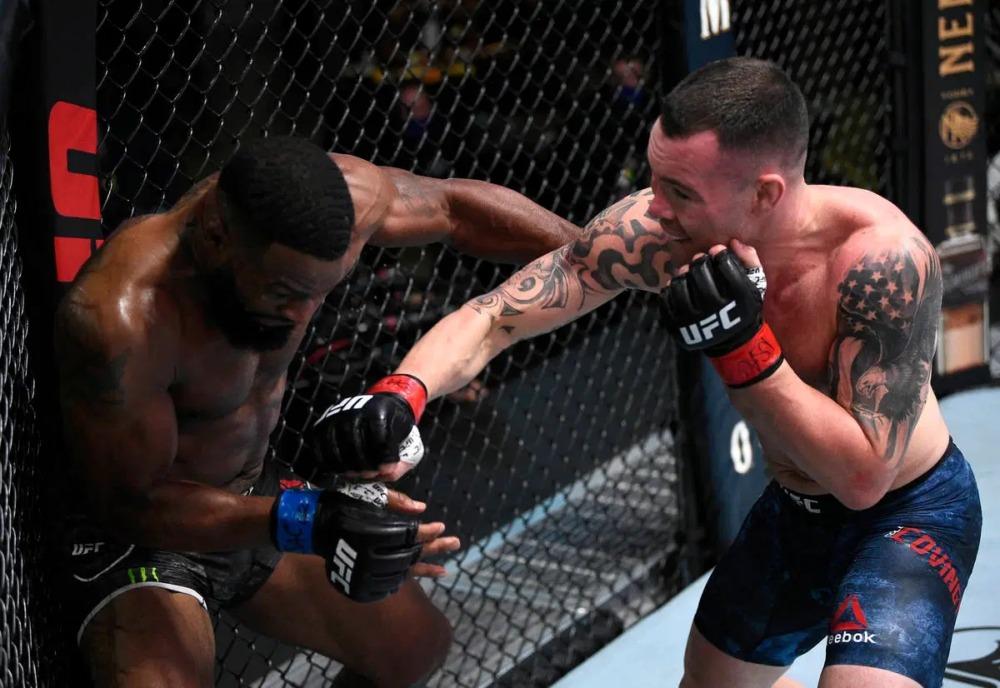 Colby Covington đã không chiến đấu kể từ sau chiến thắng trước Tyron Woodley.