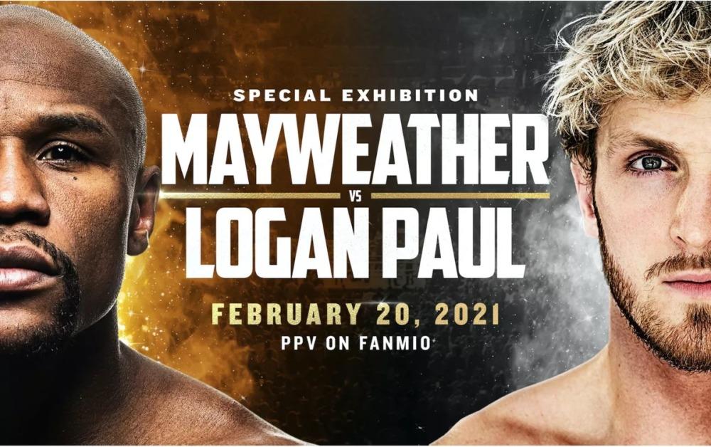 Floyd Mayweather và Logan Paul sẽ thượng đài vào ngày 20 tháng 2 năm sau.