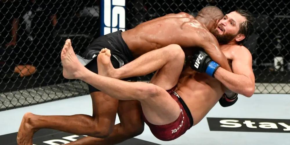 Jorge Masvidal thất bại trước nhà vô địch Kamaru Usman ở lần bước vào lồng bát giác gần nhất.
