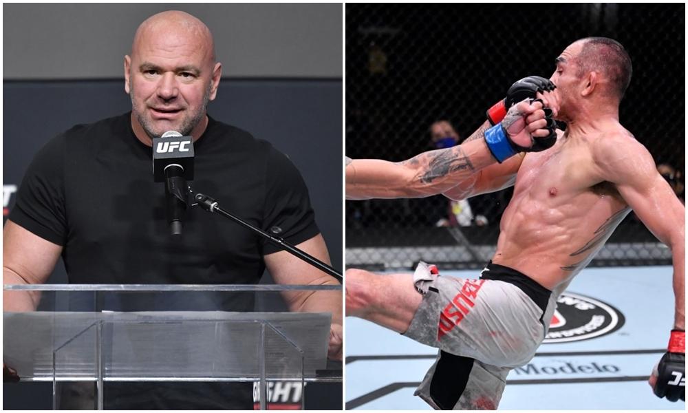 Chủ tịch UFC Dana White nói gì về thất bại thứ 2 liên tiếp của Tony Ferguson