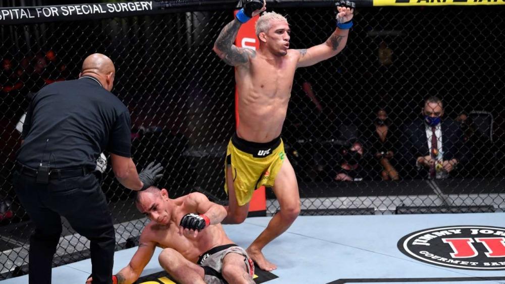 Phản ứng của Tony Ferguson khi bị đồn sắp bị UFC cắt hợp đồng