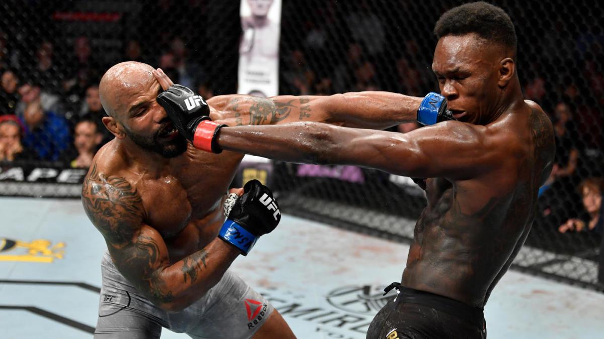 Romero thua Israel Adesanya trong lần bước vào lồng bát giác hồi tháng 3.