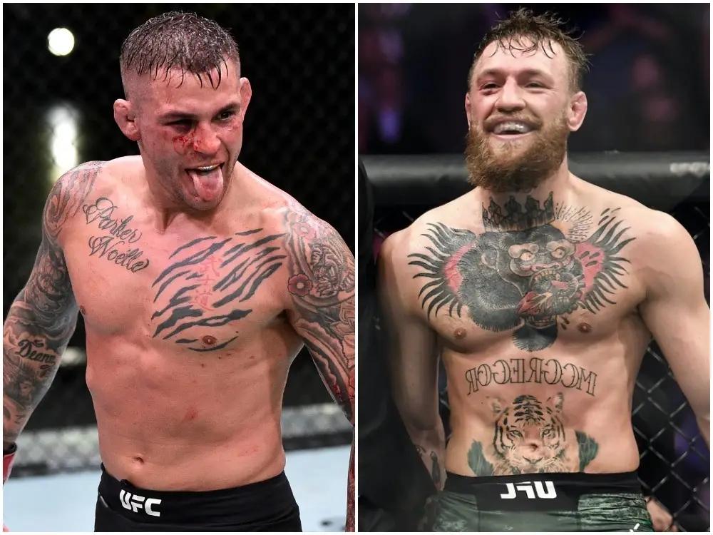 Dustin Poirier và Conor McGregor sẽ tái đấu tại UFC 257.