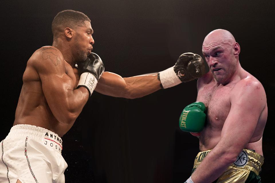 WBO tạo điều kiện cho Joshua đấu trận quyền anh lịch sử với Fury