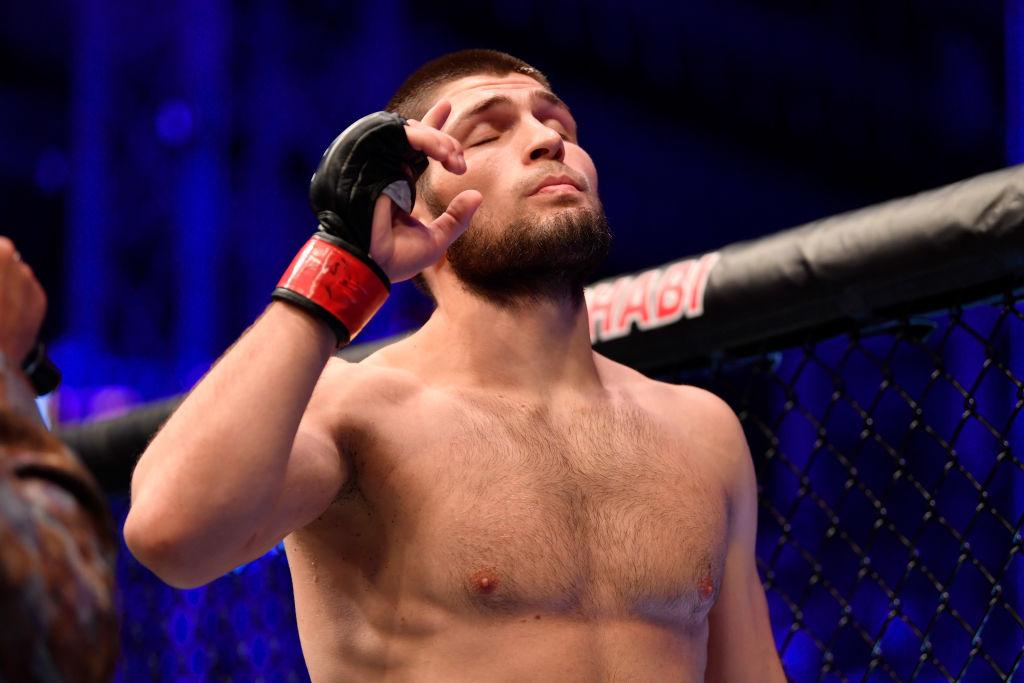 Khabib Nurmagomedov đứng đầu trong top thu nhập từ UFC trong năm 2020.