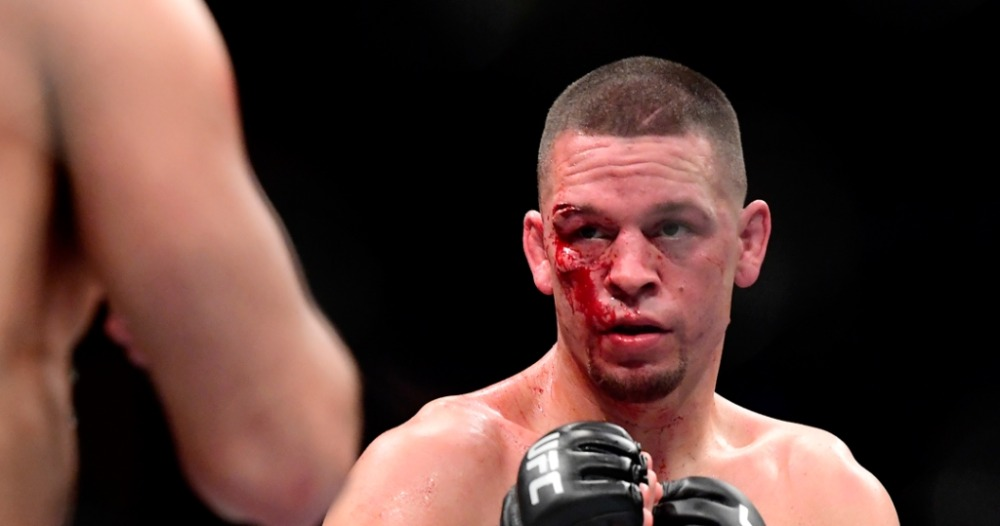 Nate Diaz đã không chiến đấu kể từ sau thất bại trước Jorge Masvidal tại UFC 244.