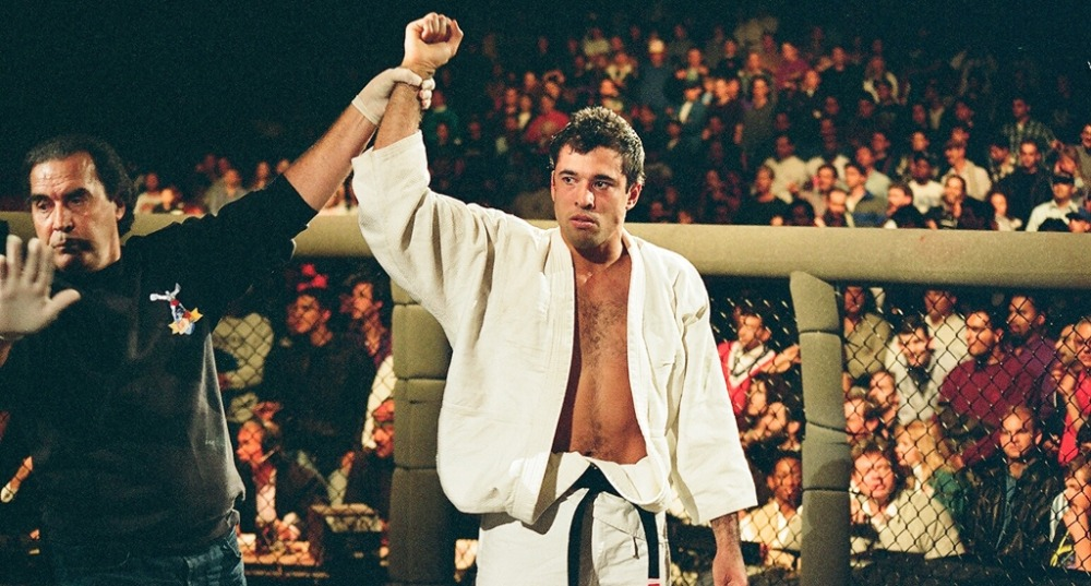 Royce Gracie là một trong những huyền thoại của làng UFC.