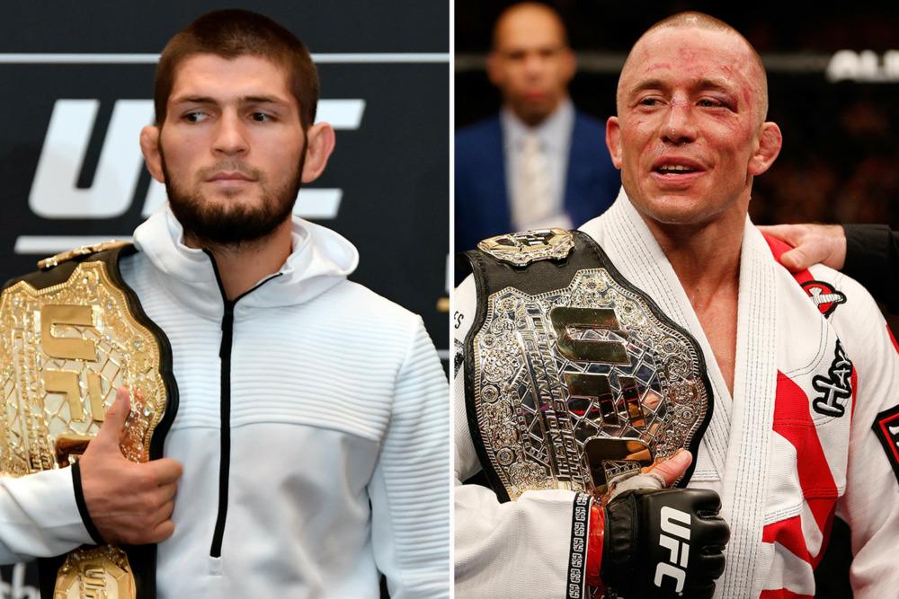 GSP: Muốn tôi chiến với Khabib, UFC biết tôi ở đâu mà