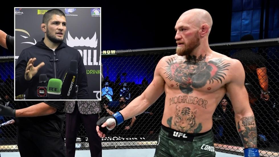 Khabib: Conor McGregor sẽ không bao giờ tìm thấy phiên bản tốt nhất của mình
