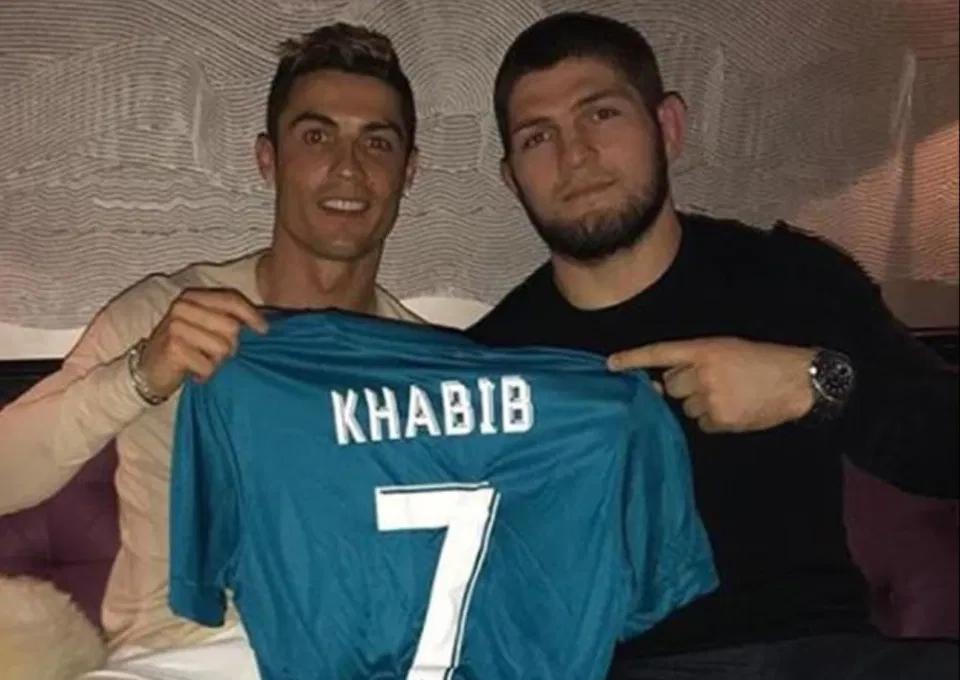 Khabib: Ronaldo sẽ là nhà vô địch UFC nếu anh ấy sinh ra ở Dagestan