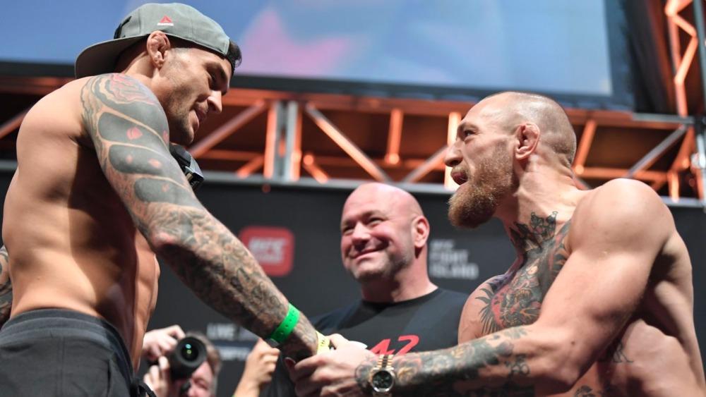 Dana White lên lịch cho cuộc chiến Dustin Poirier vs. Conor McGregor tại UFC 264