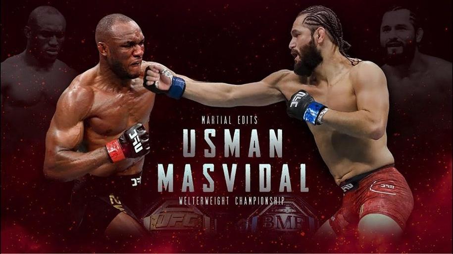 Jorge Masvidal sẽ một lần nữa thách thức danh hiệu hạng bán trung trước nhà vô địch Kamaru Usman.