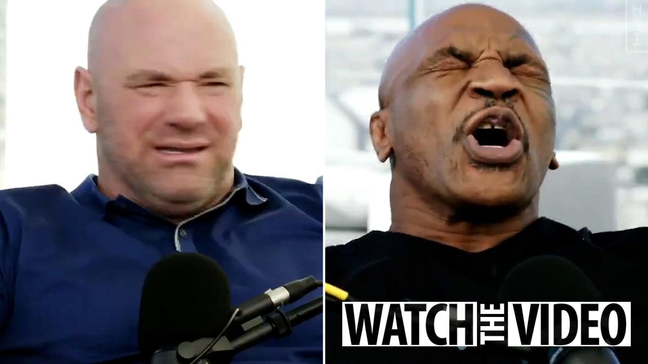 Tyson xuýt xoa trước màn đặt cược 1 triệu USD của chủ tịch UFC