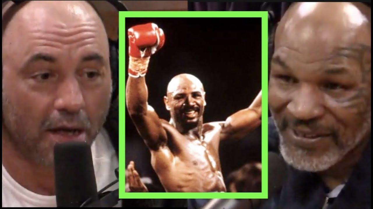 Mike Tyson tri ân huyền thoại quá cố Marvin Hagler