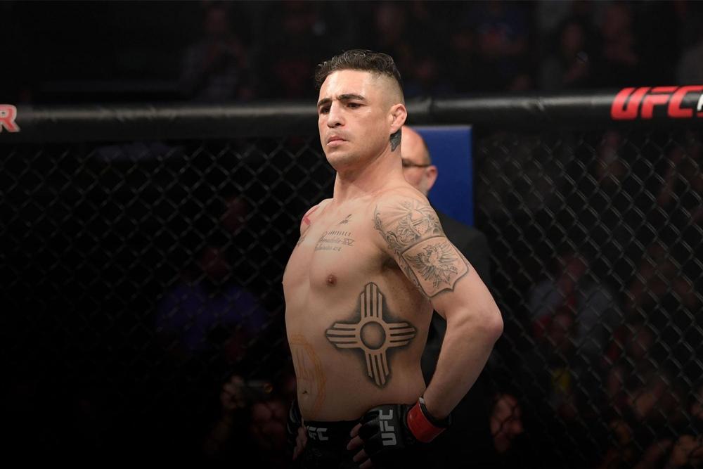 """Diego Sanchez buộc phải rút lui khỏi cuộc chiến với Donald """"Cowboy"""" Cerrone tại UFC Vegas 26."""