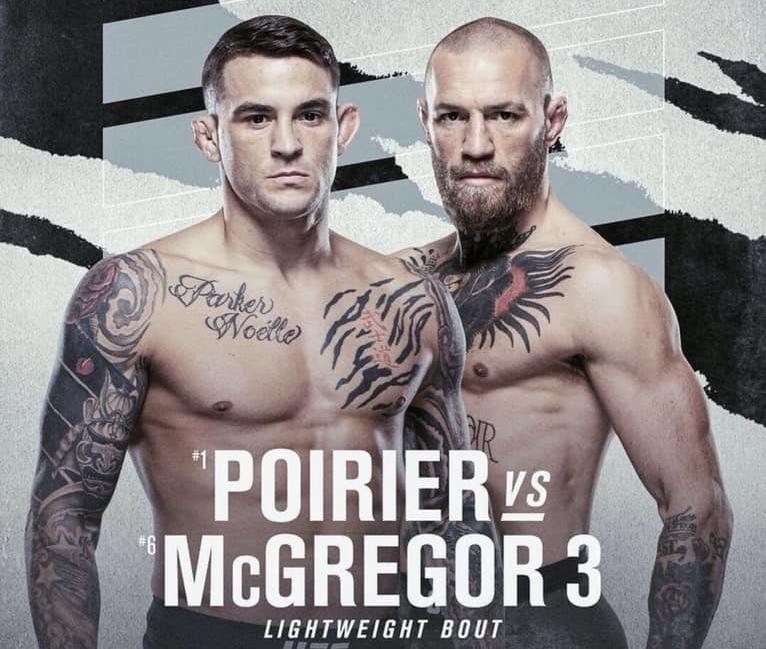 Mặc tranh cãi, Chủ tịch Dana White xác nhận cuộc chiến Dustin Poirier vs Conor McGregor 3