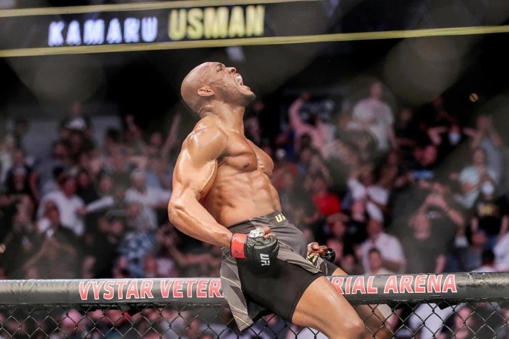 Chủ tịch UFC: Kamaru Usman đang trên đường trở thành võ sĩ vĩ đại nhất mọi thời đại