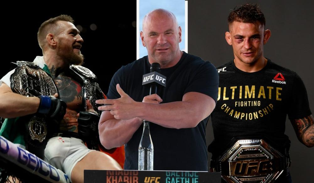Chủ tịch UFC thừa nhận ra tay