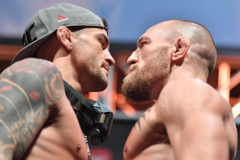 Conor McGregor và Dustin Poirier 3 diễn ra tại sự kiện UFC 264.
