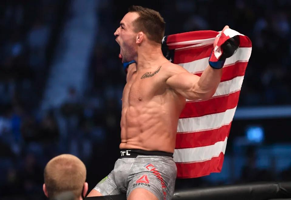 Michael Chandler đang hướng đến cuộc chiến với Charles Oliveira tại UFC 262.