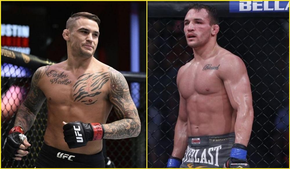 Michael Chandler giải thích lý do đang tập trung cho UFC 262 vẫn buông lời công kích Dustin Poirier