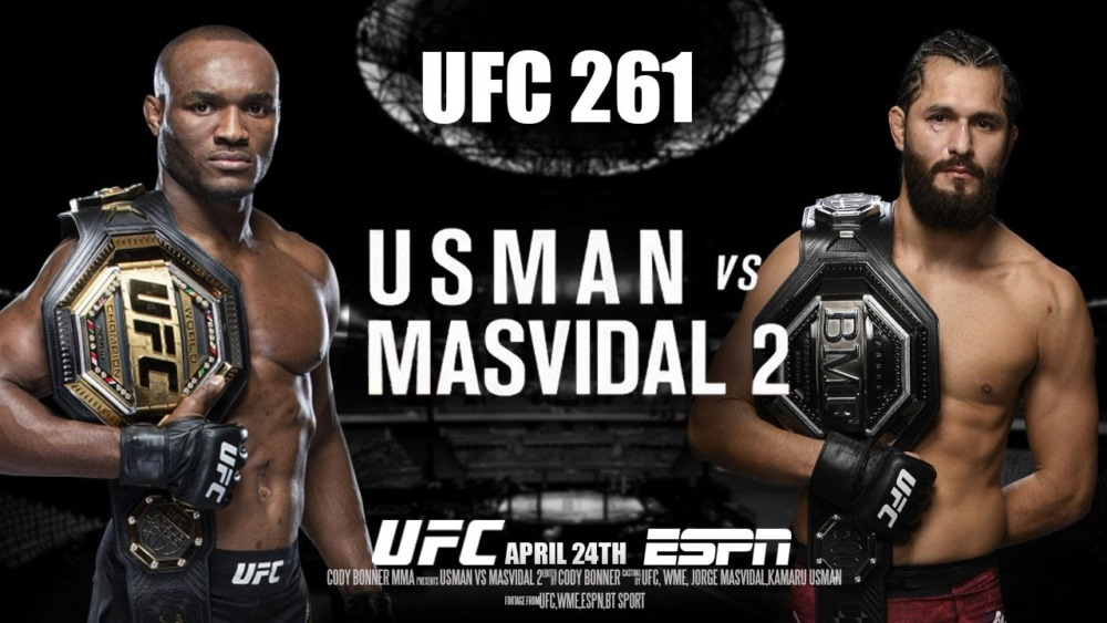 Jorge Masvidal tiết lộ kế hoạch nếu đánh bại Kamaru Usman
