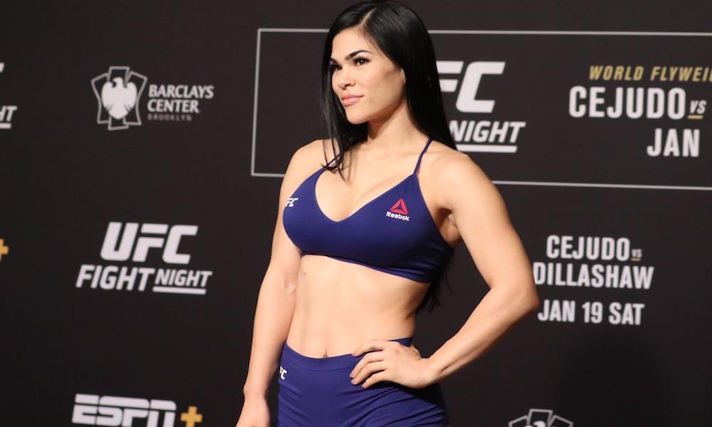 Bị UFC sa thải, Rachael Ostovich tìm thấy bến đỗ mới
