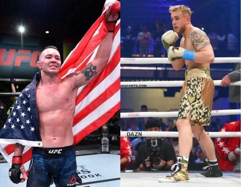 Colby Covington: Jake Paul không phải là một võ sĩ thực thụ