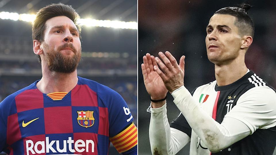Lionel Messi và Cristiano Ronaldo chịu cảnh xếp sau McGregor trong danh sách thu nhập VĐV năm tài chính 2021.