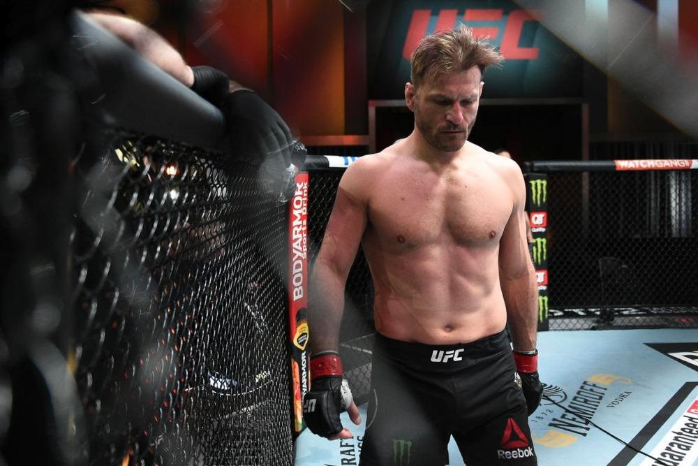 Stipe Miocic có thể là kẻ thách thức danh hiệu tiếp theo ở hạng cân nặng UFC.
