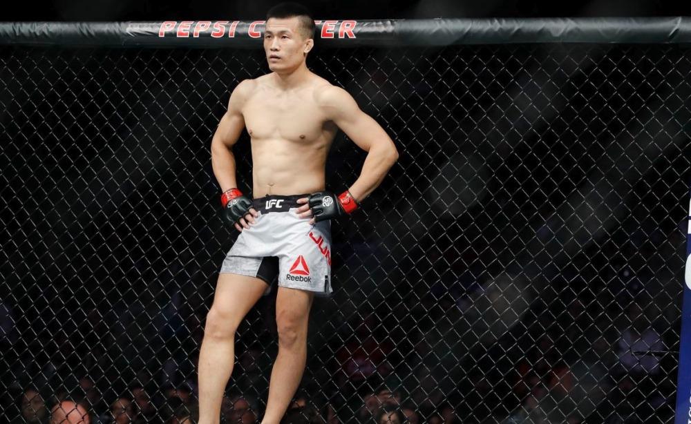 Korean Zombie tự tin vẫn còn cơ hội tìm kiếm một suất tranh đai hạng lông.