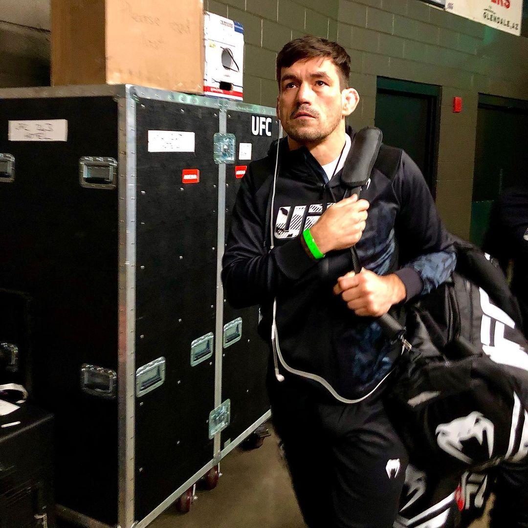 Demian Maia hiểu hành trình của mình tại UFC sắp kết thúc.