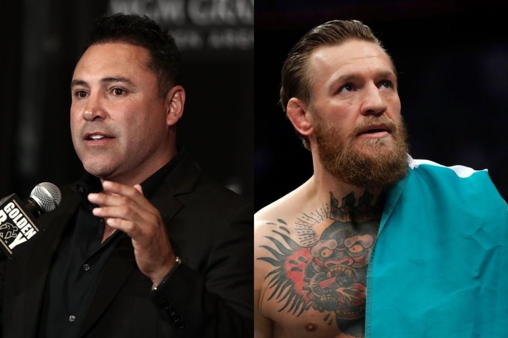 Theo Henry Cejudo, Oscar De La Hoya sẽ kết thúc cuộc chiến với Conor McGregor chỉ trong 1 phút.