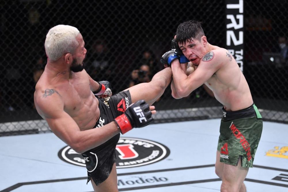 Deiveson Figueiredo tuyên bố sẽ hạ knockout Brandon Moreno ở lần tái đấu tại UFC 263.