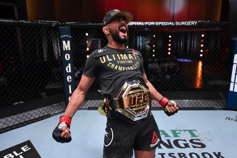 Nhà vô địch UFC: Tôi sẽ knockout Brandon Moreno