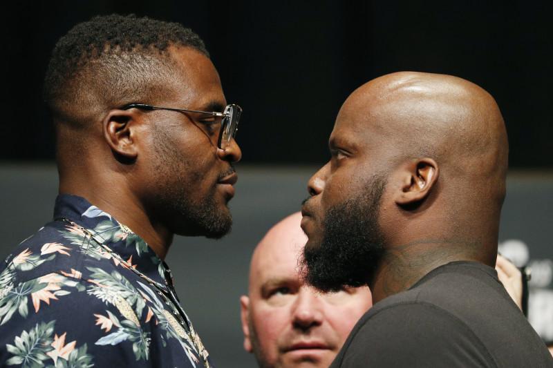 Trận tái đấu giữa Francis Ngannou và Derrick Lewis khó diễn ra mùa hè này.
