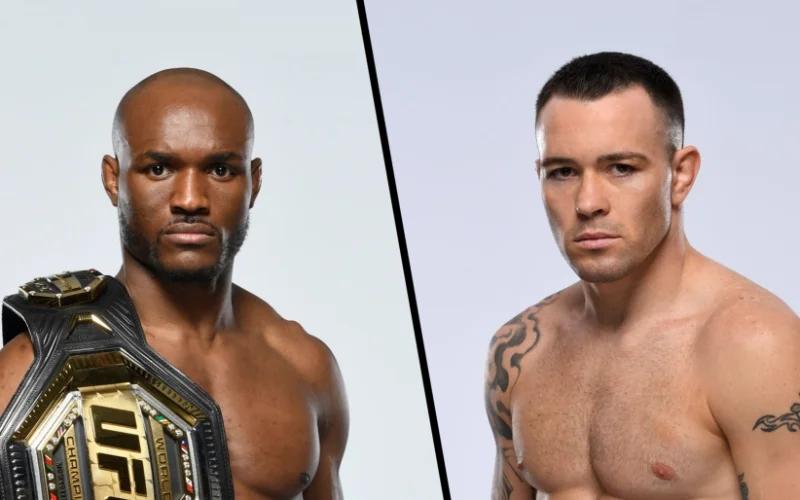 Colby Covington và Kamaru Usman sẽ đối đầu nhau tại UFC 268.