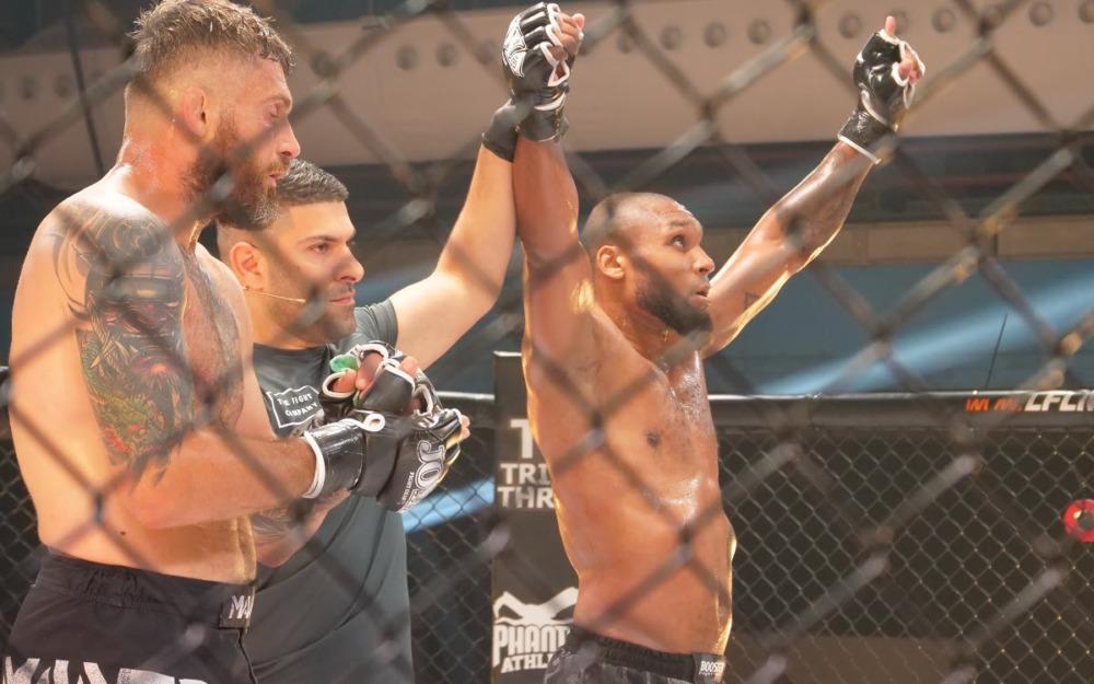 Jason Wilnis giành chiến thắng KO trước Erhan Okuroglu tại Levels Fight League 2.