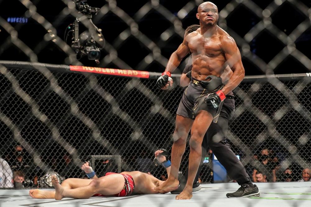 GSP chọn Kamaru Usman là võ sĩ pound-for-pound xuất sắc nhất hiện nay.