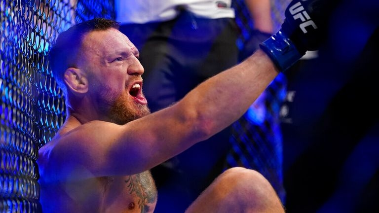 Dana White nói lời thật về vấn đề mắt cá của Conor McGregor
