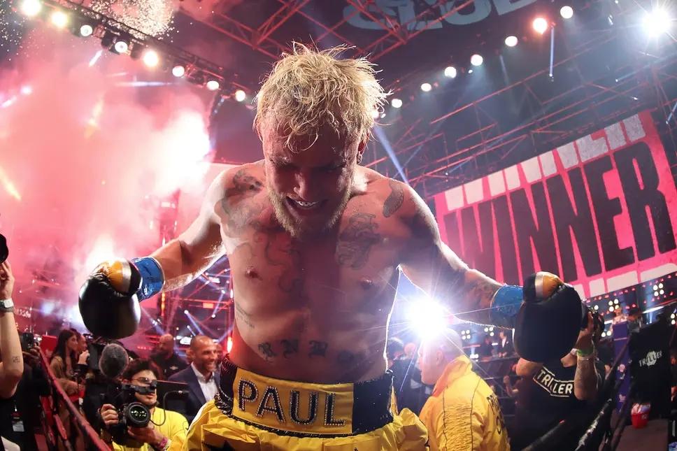Jake Paul toàn thắng cả 3 lần thượng đài của mình.
